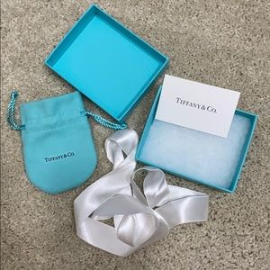 Small Tiffany & Co Box